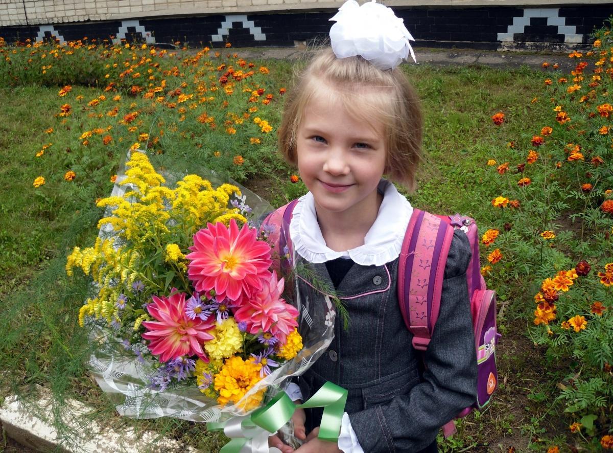 1 сентября фото цветов
