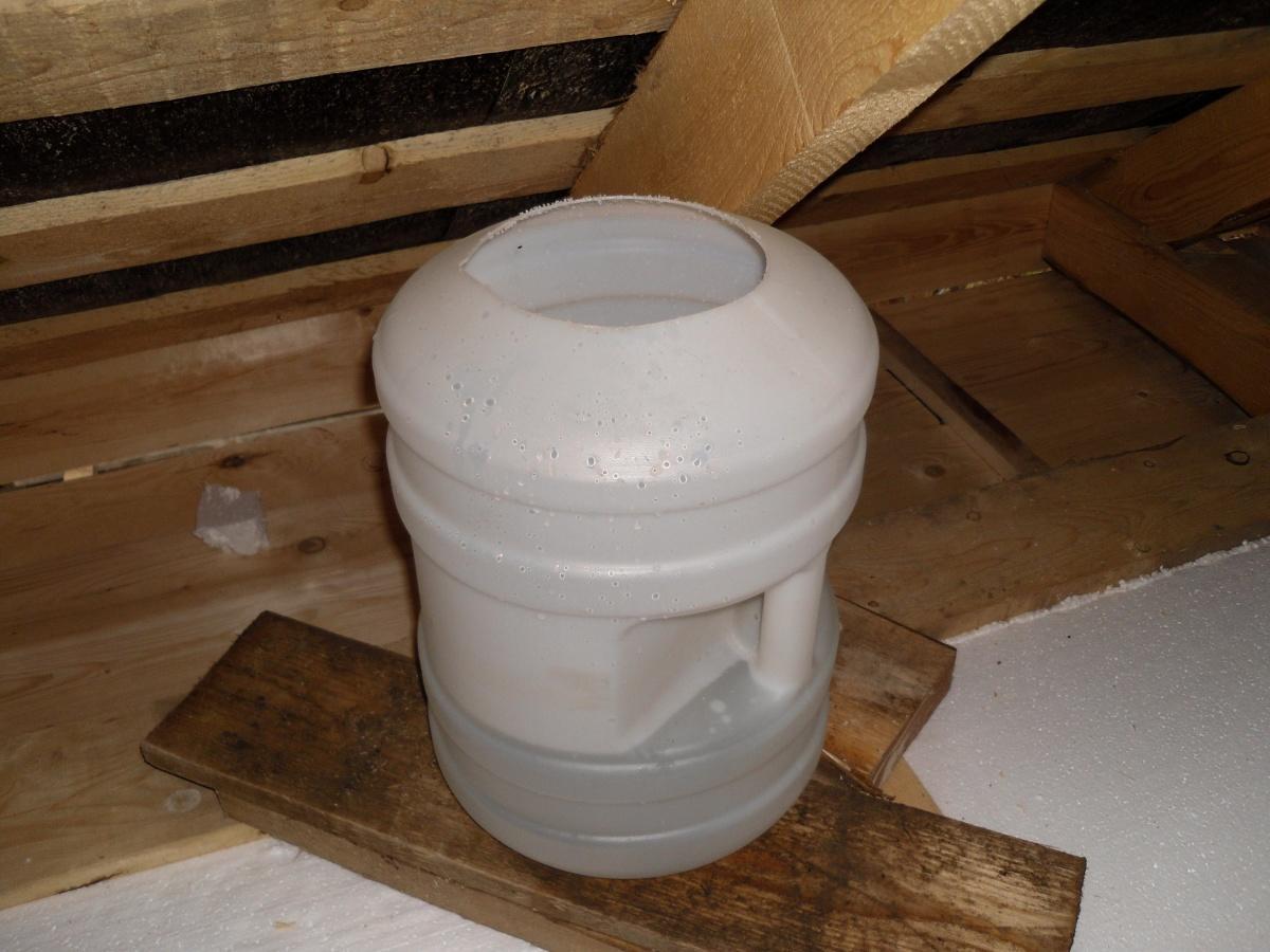 Как сделать открытый расширительные баки для отопления