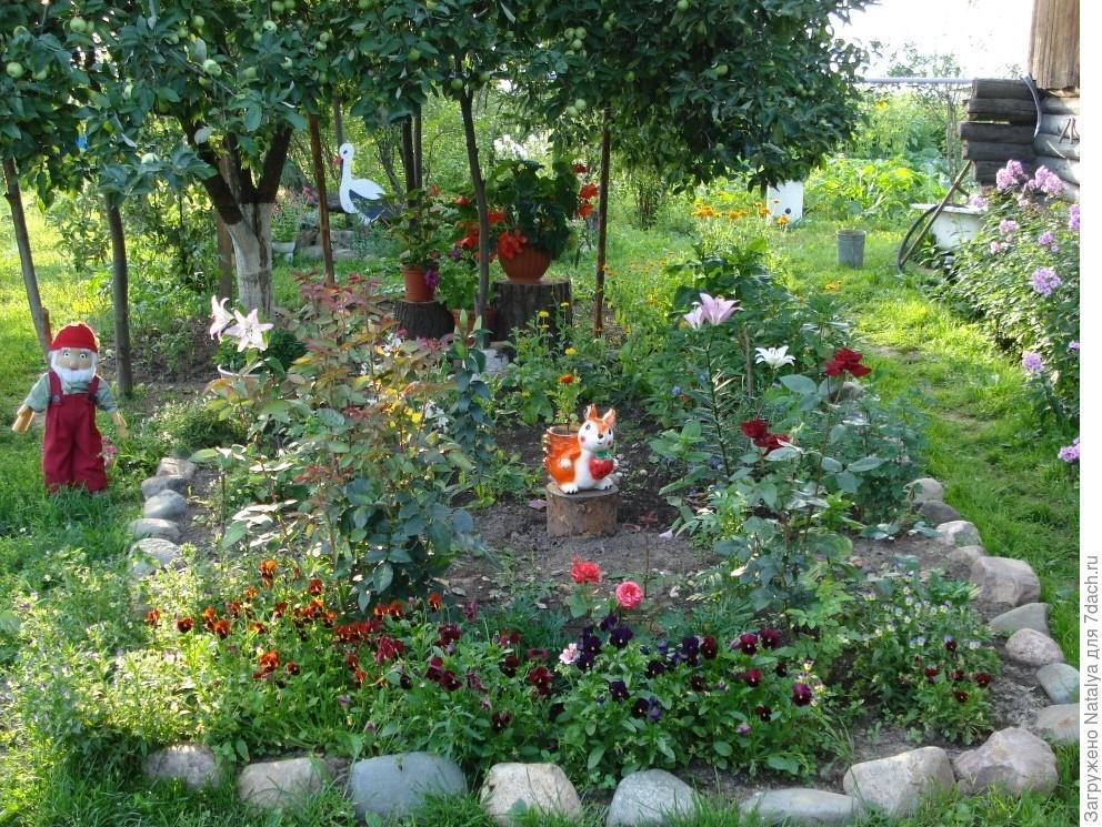Мой любимый сад все своими руками 31