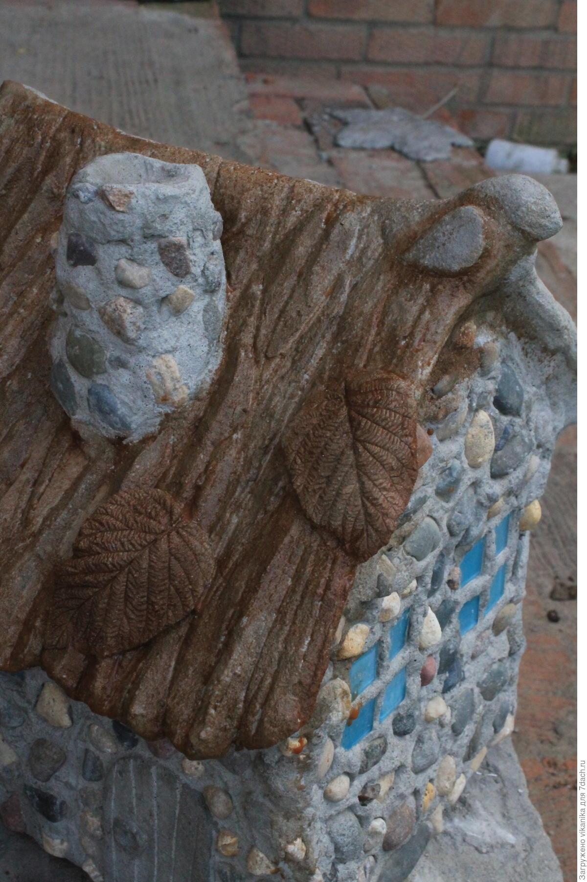 Садовыё фигуры из бетона своими руками фото