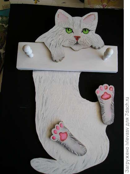 Своими руками в виде кошек