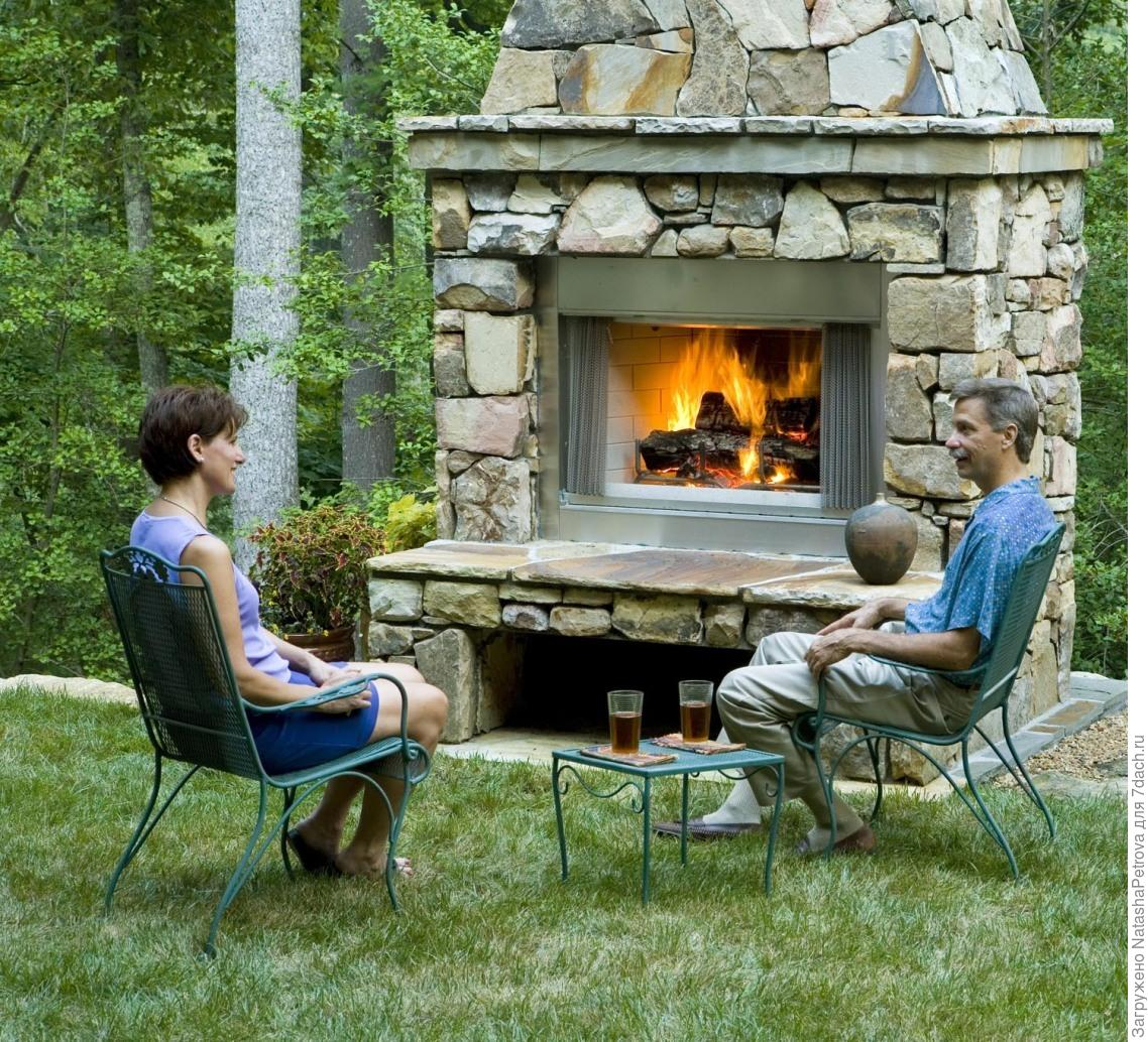734 best Outdoor fireplace ideas pictures