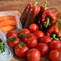 Замораживаем овощи впрок