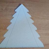 Новогодний мастер-класс: упаковка для подарка «Елочка»