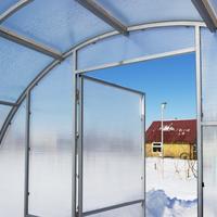 Нюансы выбора и монтажа сотового поликарбоната для парников и теплиц