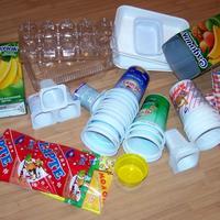 Упаковки от соков, баночки, стаканчики, Или как отходы превратить в доходы?