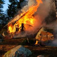 Какие строительные материалы опасны при пожаре