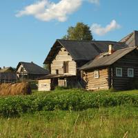 Как жили в старой деревне