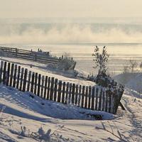 Зима в Восточной Сибири
