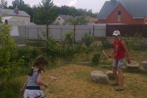 Конкурс «Дети на даче»