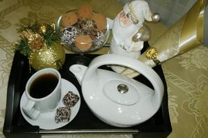 Конкурс новогодних рецептов