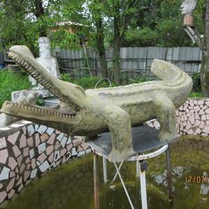 Мой личный крокодил
