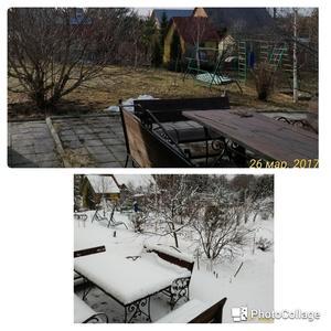2017 - Зима вернулась в Подмосковье