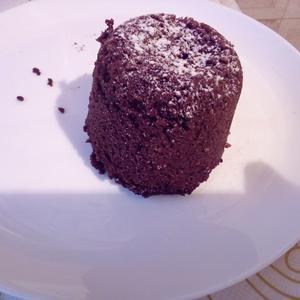 Кекс за 2 минуты в микроволновке