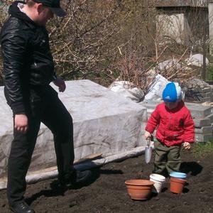 Весенний трудовой десант)))