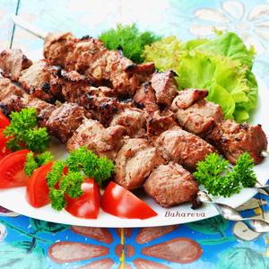 Лучшая дачная еда - это мясо