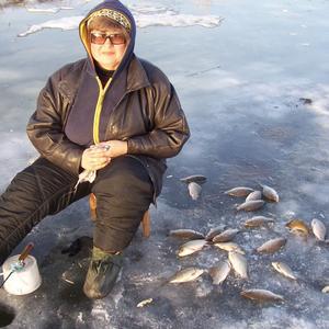 Кто сказал, что рыбалка - не женское дело?