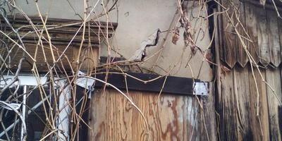Трещит кирпичный дом 70-х годов постройки на даче. Как укрепить фундамент?