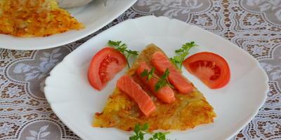 Рёшти (Rösti) - картофельный блин из Швейцарии
