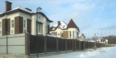 Фотографии и отзывы о коттеджном поселке «Озерный» (Истринский р-н МО)