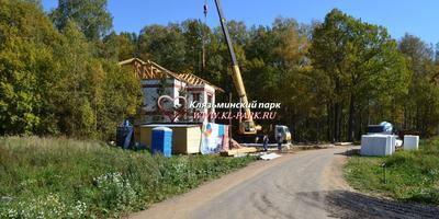 Фотографии и отзывы о коттеджном поселке «Клязьминский парк (Парк у Клязьмы)» (Мытищинский р-н МО)