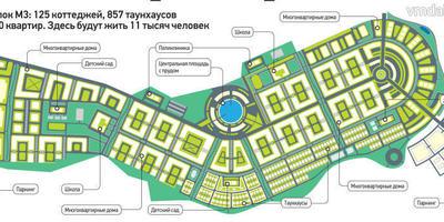 Фотографии и отзывы о коттеджном поселке «Пригород М3» (Наро-Фоминский р-н МО)