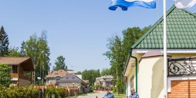 Фотографии и отзывы о коттеджном поселке «Английский квартал в Аносино» (Истринский р-н МО)