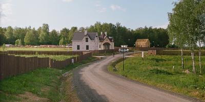 Фотографии и отзывы о коттеджном поселке «Вяземские сады» (Серпуховский р-н МО)