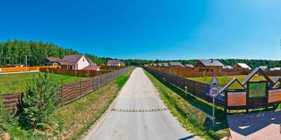 Фотографии и отзывы о коттеджном поселке «Петрухино» (Серпуховский р-н МО)