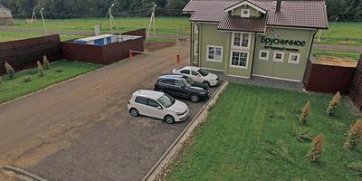 Фотографии и отзывы о коттеджном поселке «Брусничное» (Истринский р-н МО)
