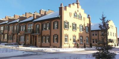 Фотографии и отзывы о коттеджном поселке «Кронбург» (Ленинский р-н МО)