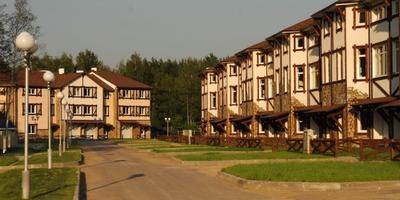 Фотографии и отзывы о коттеджном поселке «Минский городок» (Одинцовский р-н МО)