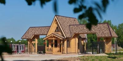 Фотографии и отзывы о коттеджном поселке «Sosnovka Park (Сосновка Парк)» (Серпуховский р-н МО)