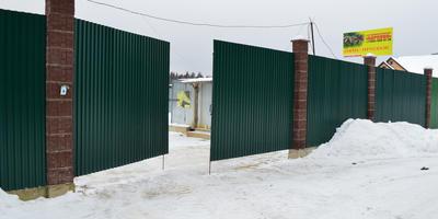 Фотографии и отзывы о коттеджном поселке «Барсово» (Щелковский р-н МО)