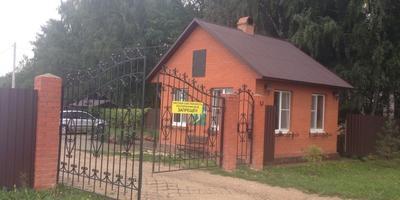 Фотографии и отзывы о коттеджном поселке «Малеевские просторы» (Каширский р-н МО)