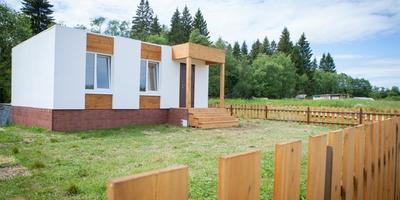 Фотографии и отзывы о коттеджном поселке «Горки 9-18» (Клинский р-н МО)