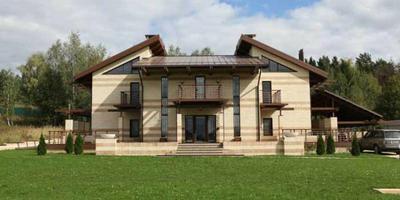 Фотографии и отзывы о коттеджном поселке «Москворечье» (Одинцовский р-н МО)