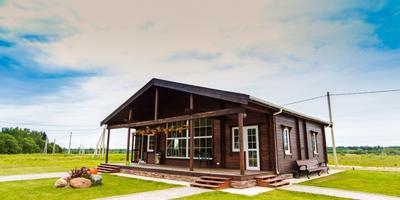 Фотографии и отзывы о коттеджном поселке «Эко Озеро» (Волокамский р-н МО)