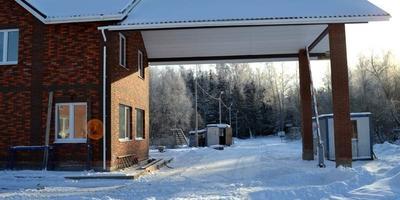 Фотографии и отзывы о коттеджном поселке «Солнечная опушка» (Подольский р-н МО)