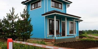 Фотографии и отзывы о коттеджном поселке «Новорижские Озера» (Волокамский р-н МО)