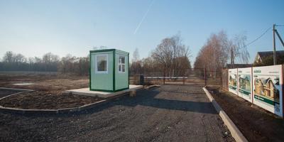 Фотографии и отзывы о коттеджном поселке «Рузская усадьба» (Можайский р-н МО)
