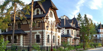 Фотографии и отзывы о коттеджном поселке «Трувиль» (Одинцовский р-н МО)