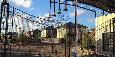 Фотографии и отзывы о коттеджном поселке «Истра Вилладж Парус» (Солнечногорский р-н МО)