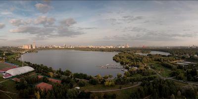 Фотографии и отзывы о коттеджном поселке «Строгинская бухта» (Красногорский р-н МО)