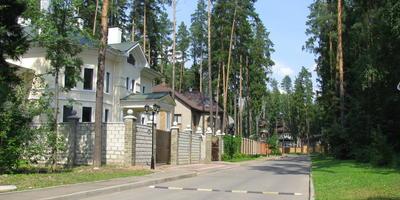 Фотографии и отзывы о коттеджном поселке «Поведники» (Мытищинский р-н МО)