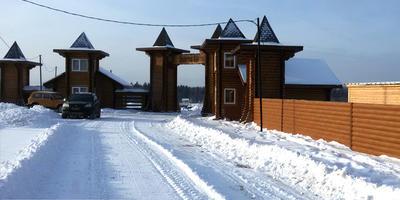 Фотографии и отзывы о коттеджном поселке «Золотой бор» (Солнечногорский р-н МО)