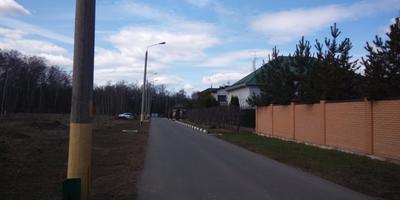 Фотографии и отзывы о коттеджном поселке «Заря» (Одинцовский р-н МО)