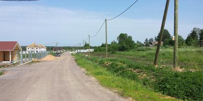 Фотографии и отзывы о коттеджном поселке «На Парице» (Гатчинский р-н ЛО)