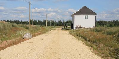 Фотографии и отзывы о коттеджном поселке «Зяблики» (Гатчинский р-н ЛО)