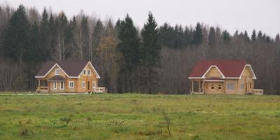 Фотографии и отзывы о коттеджном поселке «Чикинское озеро» (Гатчинский р-н ЛО)